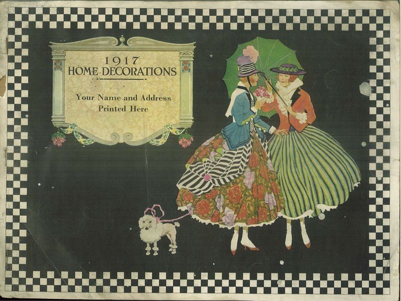 1917HomeDecorationBook
