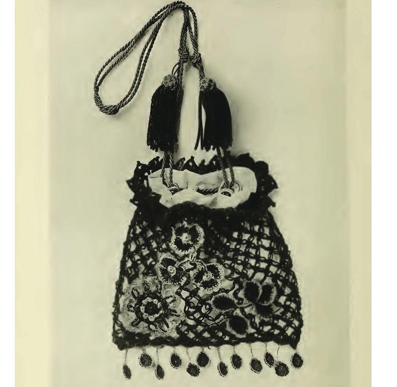 15 crochet bags26