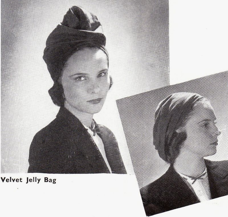 Jelly bag hat