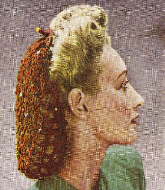 Vintage Patterns And Making Crochet
