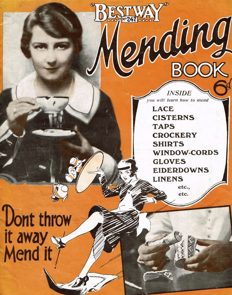 1930s make do and mend