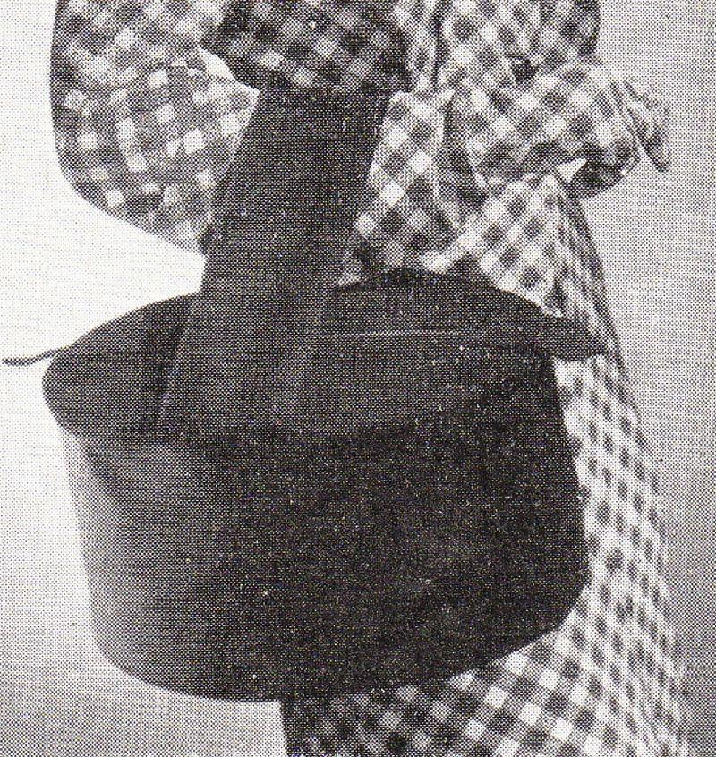 Bandbox bag