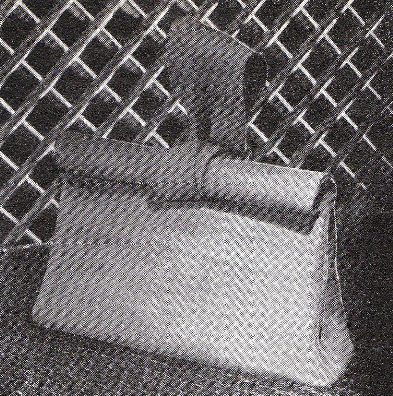 Rolltopsewnbag