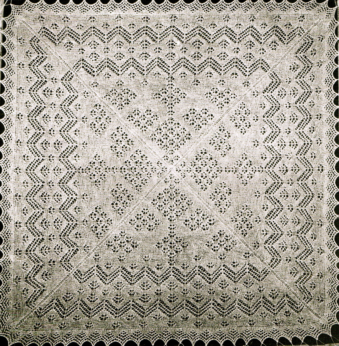 Vintage patterns and making shawls shetland lace shawl bankloansurffo Images