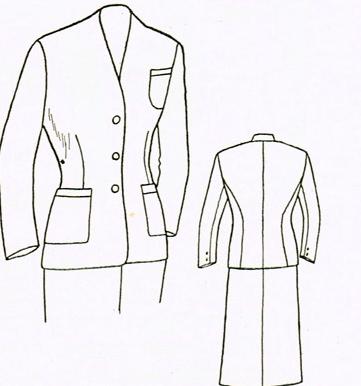 Suit conversion