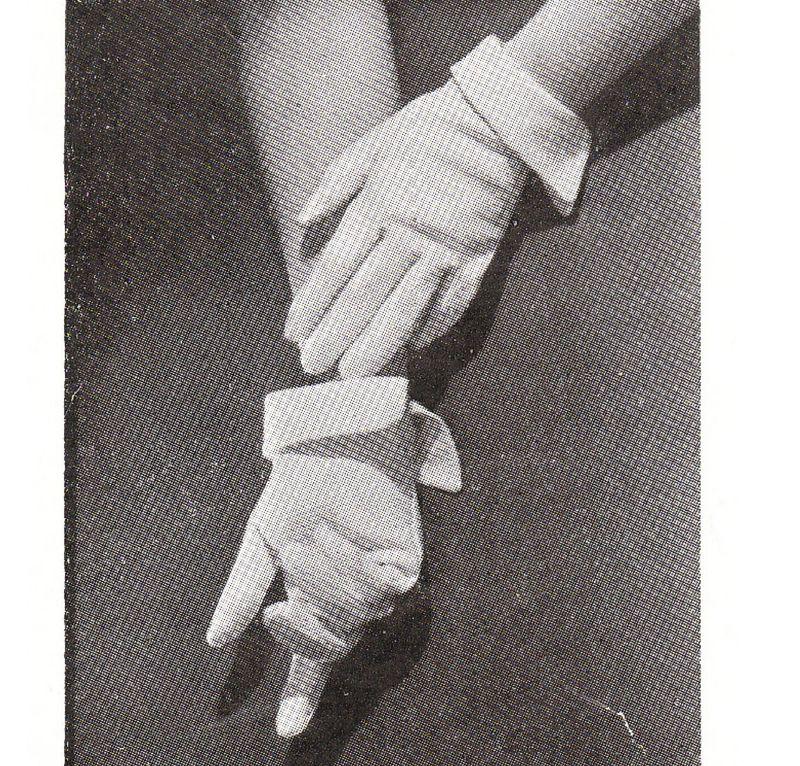 Pique gloves