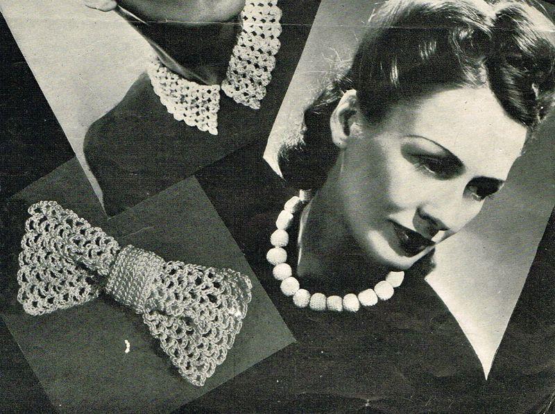Crochet beads 1