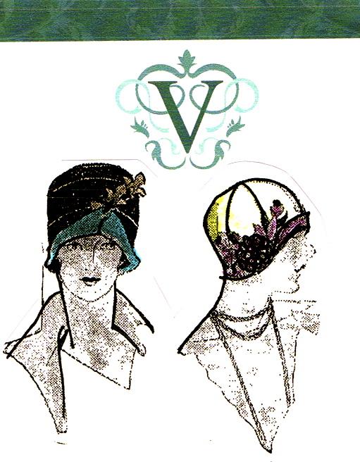 Flapper hats 2